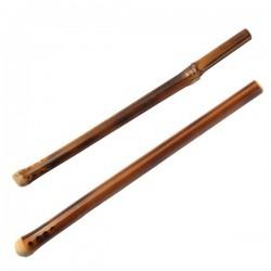 Bombilla en bambou