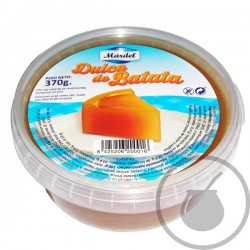 Dulce de Batata Vanillia Mardel
