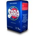Sara Extra Suave Azul