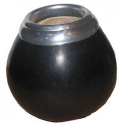 Kalebasse klassich schwarz