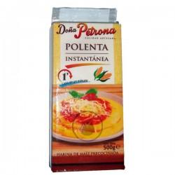 Polenta Doña Petrona Instant