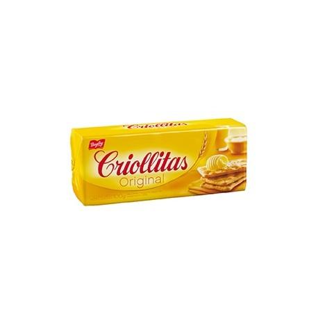 Criollitas Original biscuits