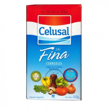 Salz Celusal Fina