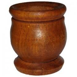 Mate madera Bolita - Matebecher aus Holz