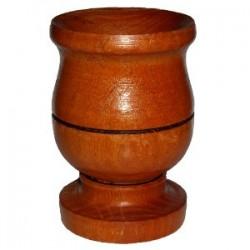 Mate madera Copa - Matebecher aus Holz