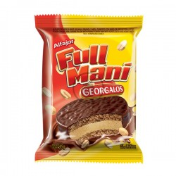 Alfajor Full Mani (Erdnüsse)