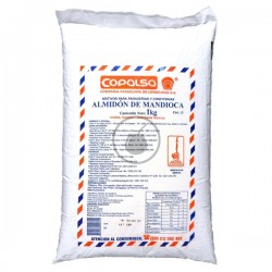 Almidon de Mandioca Copalsa (Maniokstärke)