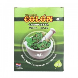 Colon mit Minze und Boldo