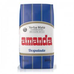Amanda Despalada (sin palo)
