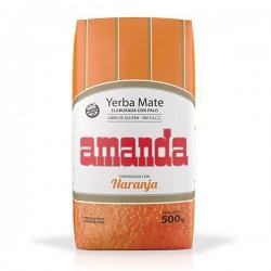 Amanda Naranja (Orange)