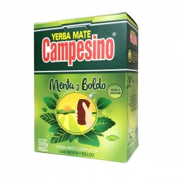 Campesino Minze - Boldo