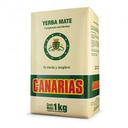 Canarias mit Grüntee / Ingwer