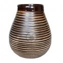 Matebecher aus Keramik