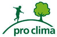 Logo vom Pro Clima Service von der schweizerische Post