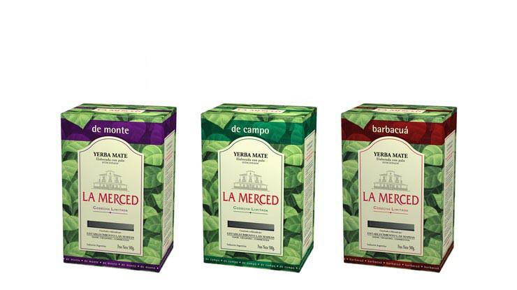La Merced : die beste Marke von Yerba aus Argentinien